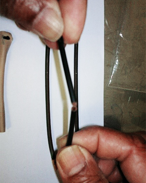 Infinity and Olsent non-compliant cable